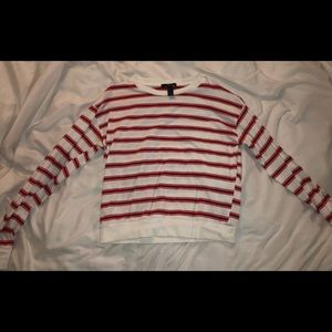 NEVER WORN Forever 21 Striped Sweater S